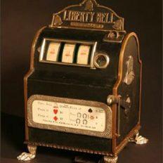 Esta fue la primera máquina tragaperras